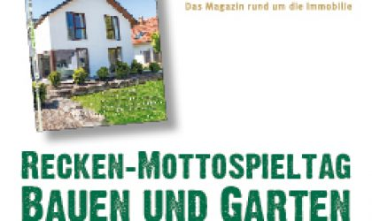 BWI-Magazin beim Recken-Mottospieltag am 31.03.2019