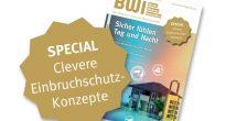 BWI Ausgabe Nr. 5/2019 frisch gedruckt mit neuen Rubriken