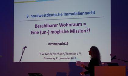 8. nordwestdeutsche Immobiliennacht