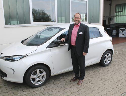 Hohe Förderung für Elektroautos