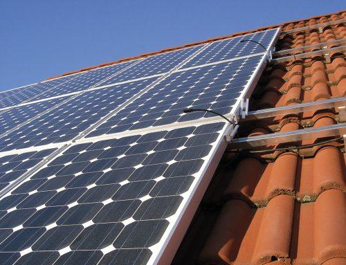 Solarmodule regelmäßig reinigen